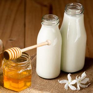Miel & produits laitiers